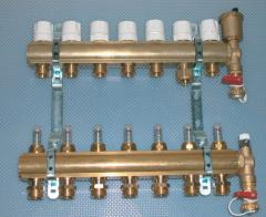 Pre Assembled Radiant Manifolds 2 To 10 Loop