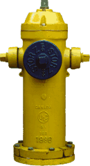 Brigadier Fire Hydrant