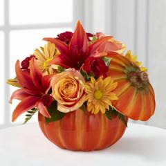 The FTD® Bountiful™ Bouquet 12-F2