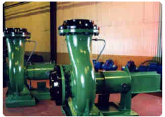Specialist Nuclear Pumps