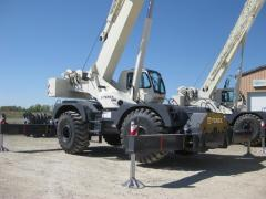 2012 Terex RT780 Rough Terrain Cranes