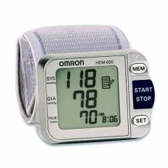 Blood Pressure Monitor with A.P.S., Omron