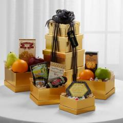 The FTD® Exclusive Dazzling Delights Tower