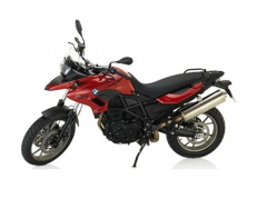 2012 BMW F 700 GS Motorcycle