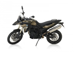 2012 BMW F 800 GS Motorcycle
