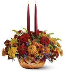 Autumn Irridescence Bouquet