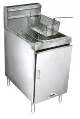"18"", 12 gallon, Floor Model Tube Fryer"