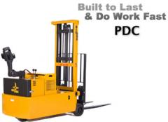 2,500-4,000lb. Capacity Walk Behind Forklifts