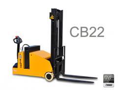 CB22 – AC Counterbalanced Walkie Stacker