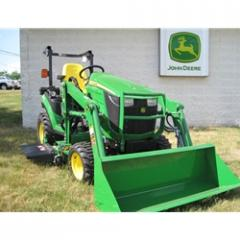 John Deere 1026R Sub Compact Utility Tractor