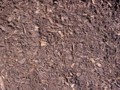 Perennial mulch - $18 per cubic yard
