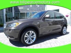2013 BMW X3 xDrive35i 4D Sports Car
