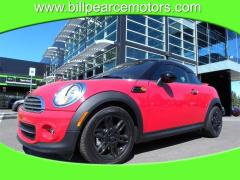 2012 MINI Cooper CPE 2D Coupe Car