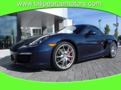 2013 Porsche Boxster S 2D Convertible Car