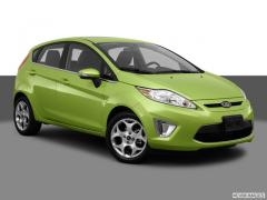 Ford Fiesta SES Hatchback Car