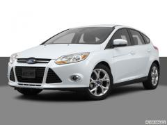 Ford Focus SEL Hatchback Car