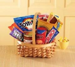 The FTD® Big Munch™ Gift Basket C32-4177