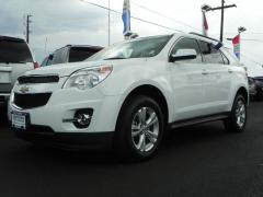 Used Car 2012 CHEVROLET Equinox AWD 4dr LT w/2LT