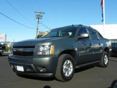 Used Car 2011 CHEVROLET Avalanche 4WD Crew Cab LS