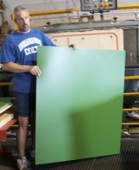 Pressure Sensitive Vinyl Stamping Products