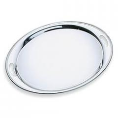 Lunt Silverplated Large Waiter/Tray