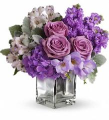 Sweet as Sugar Bouquet by Teleflora T50-2A