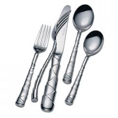 Lunt  Captiva stainless flatware