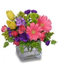 Birthday Confetti Bouquet