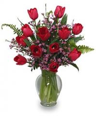 Tiptoe Through The Tulips Bouquet