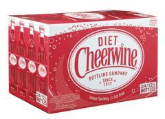 Diet Cheerwine 24 Count Case