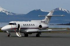 1980 Hawker 700 A