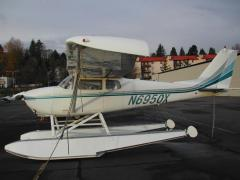 1961 Cessna 172 (Floats)