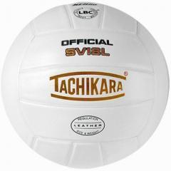 Tachikara SV18L NFHS Leather Indoor Volleyball