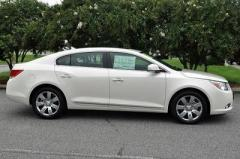 2012 Buick LaCrosse FWD Premium 1 Car