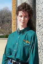 Bill Blass® Long Sleeve Denim Shirt