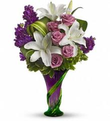 Teleflora's Indulge Her Bouquet T11M200A