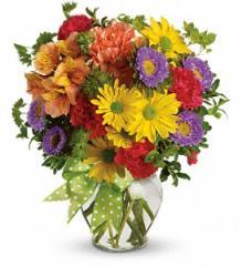 Make a Wish Bouquet TEV13-6A