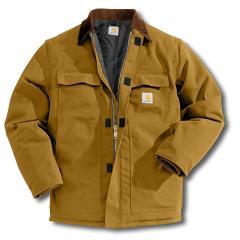 Men's Carhartt Coats - Duck Traditional Style