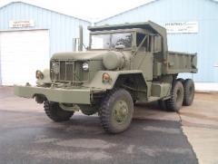 M51/M817/M929 5 ton 6x6 dump trucks