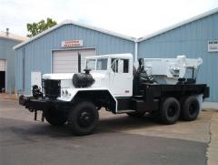 M543/M816/M936 5 ton 6x6 wrecker trucks