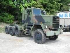 M920 military trucks