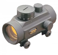 Bsa 30mm Red Dot Sight For Use With 3/8 To 5/8