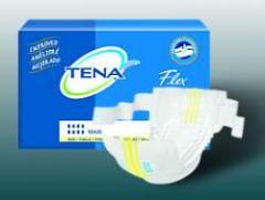 67837 Tena Flex Maxi 12 Belted Brief -