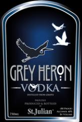 Grey Heron Vodka