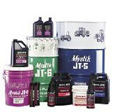 Automotive & Industrial Oils