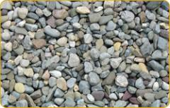 Crushed Stone, Sand & Gravel