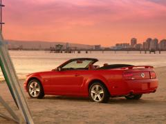Ford Mustang GT Convertible Car
