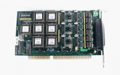 ISA sensor data aquisition card