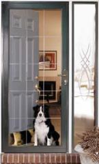 Fox weldor storm doors