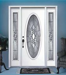 Weather king entry doors